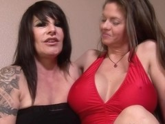 His first threesome with june summers and daisy rock