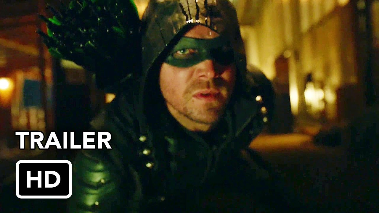 Arrow at comic con season trailer offers first photo 1