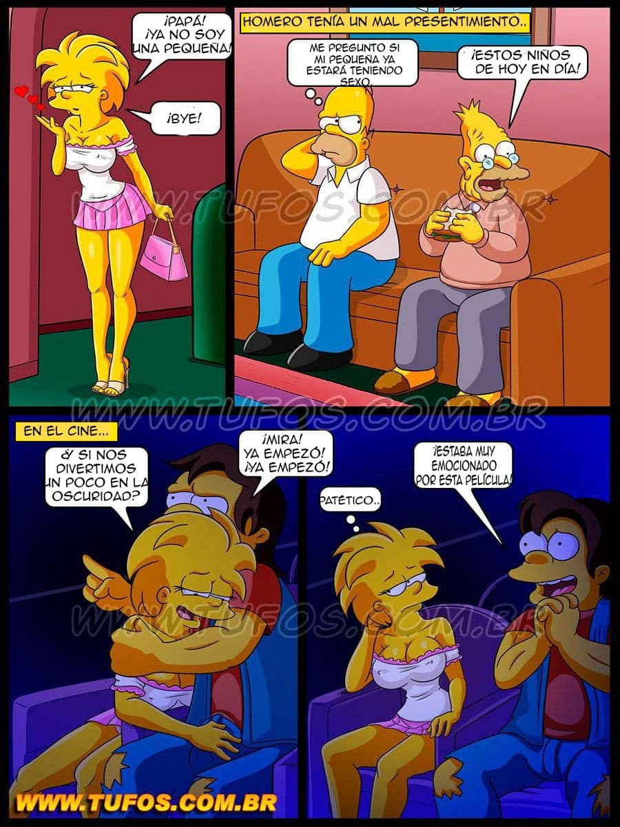 Sexo con bart los simpson porno photo 2