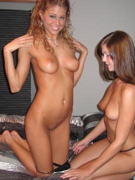 Sweet adri and melissa midwest photo 2