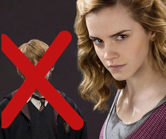 Hermione granger sucks of draco for minutes year