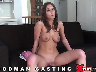 Xxx Cum addicted bukkake brunette drooling and eating gallons