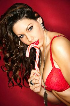 Best sexy christmas images on pinterest boudoir photography photo 1
