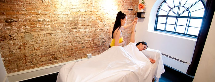 Happy ending massage nyc photo 2