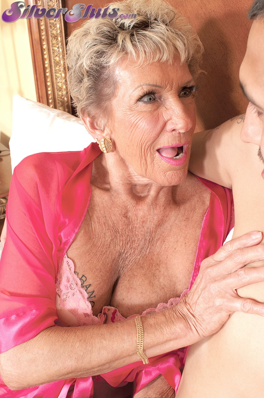 Oldest female porn star