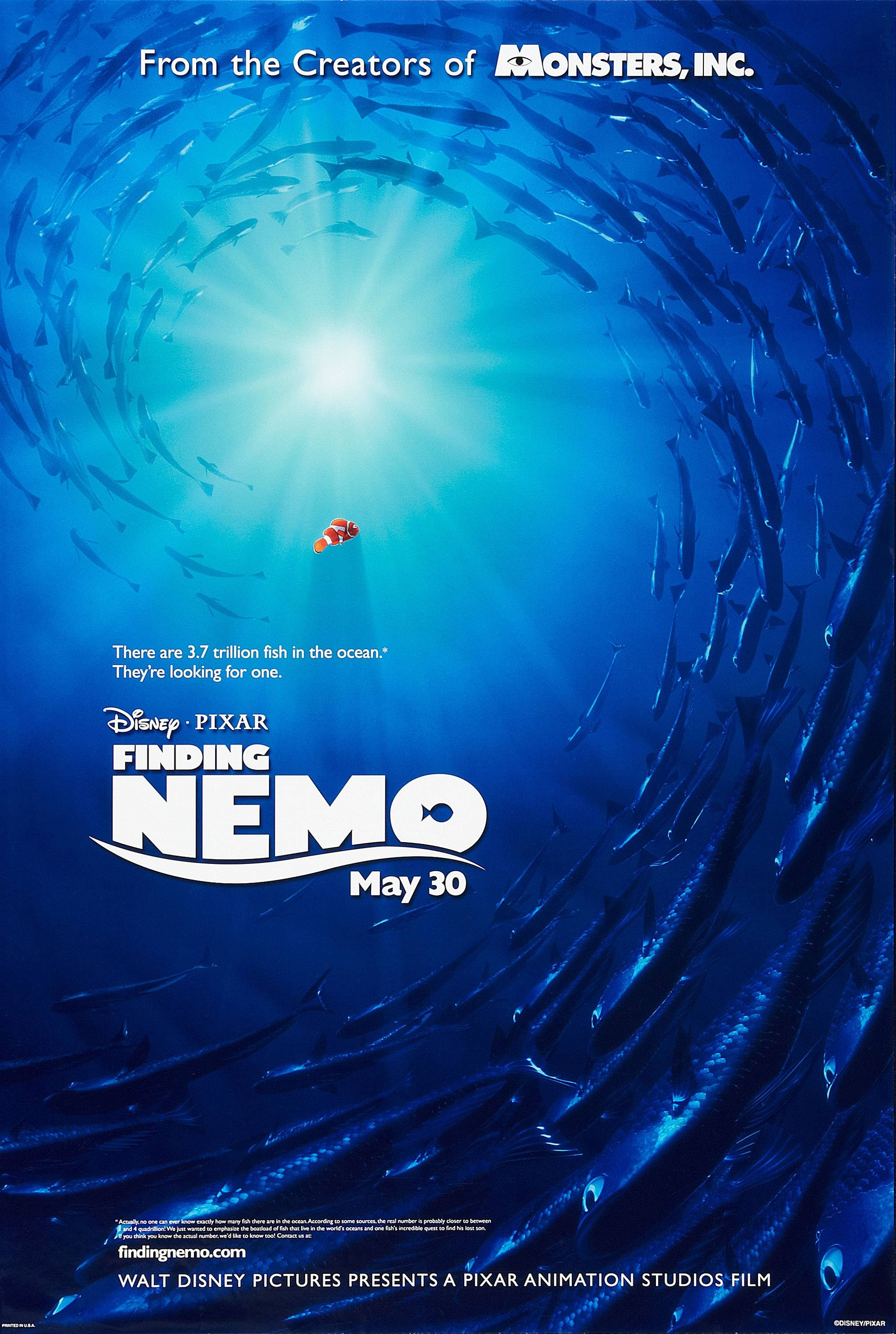 Finding nemo people porn