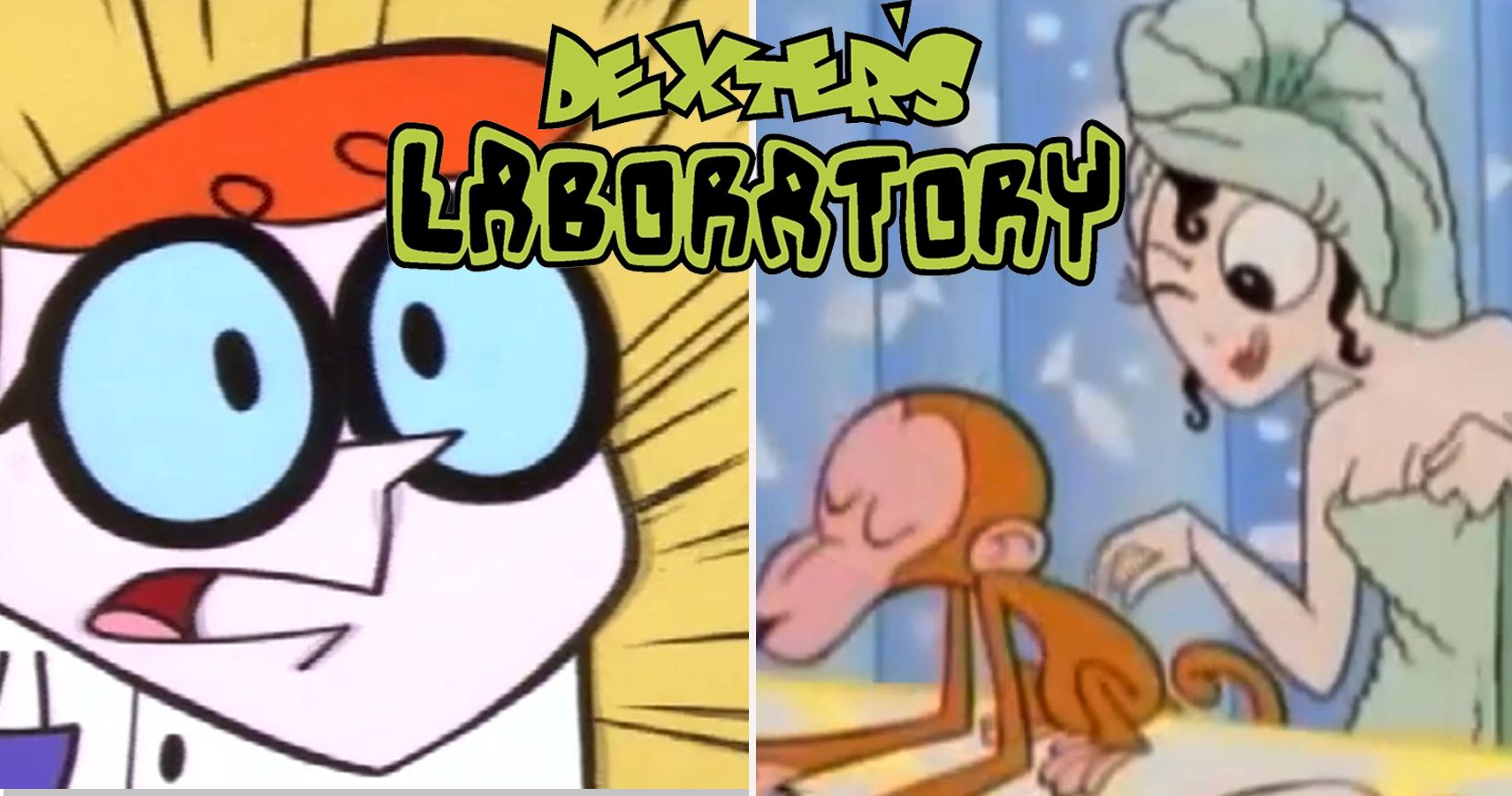 Dexters laboratory mommy daddy photo 1
