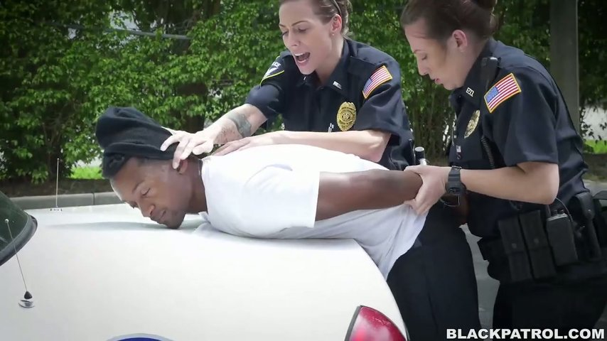Fucking with two police women com photo 2