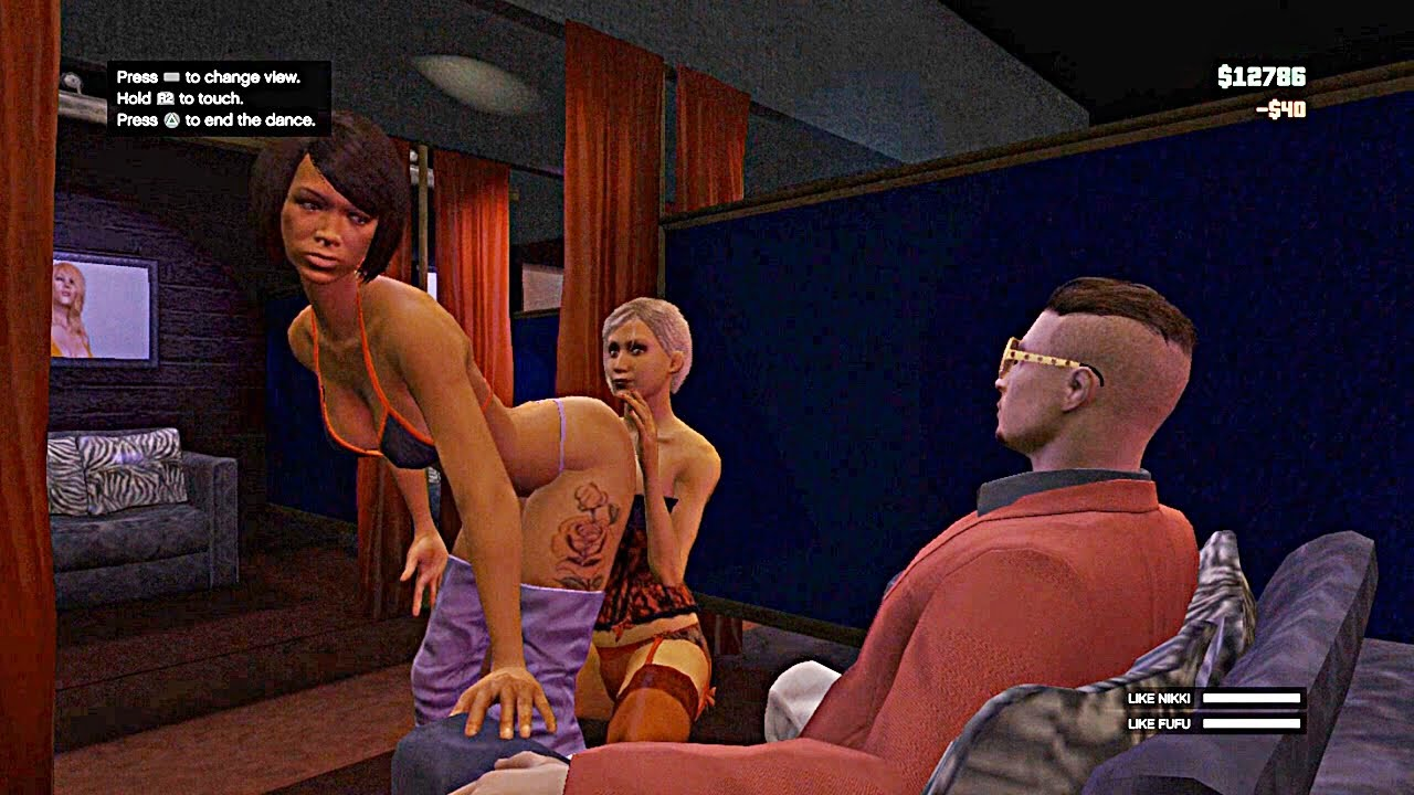 Grand theft auto strip club gta porn party pictures