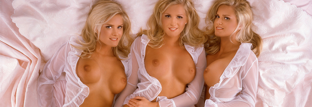 The dahm triplets nude photo 1