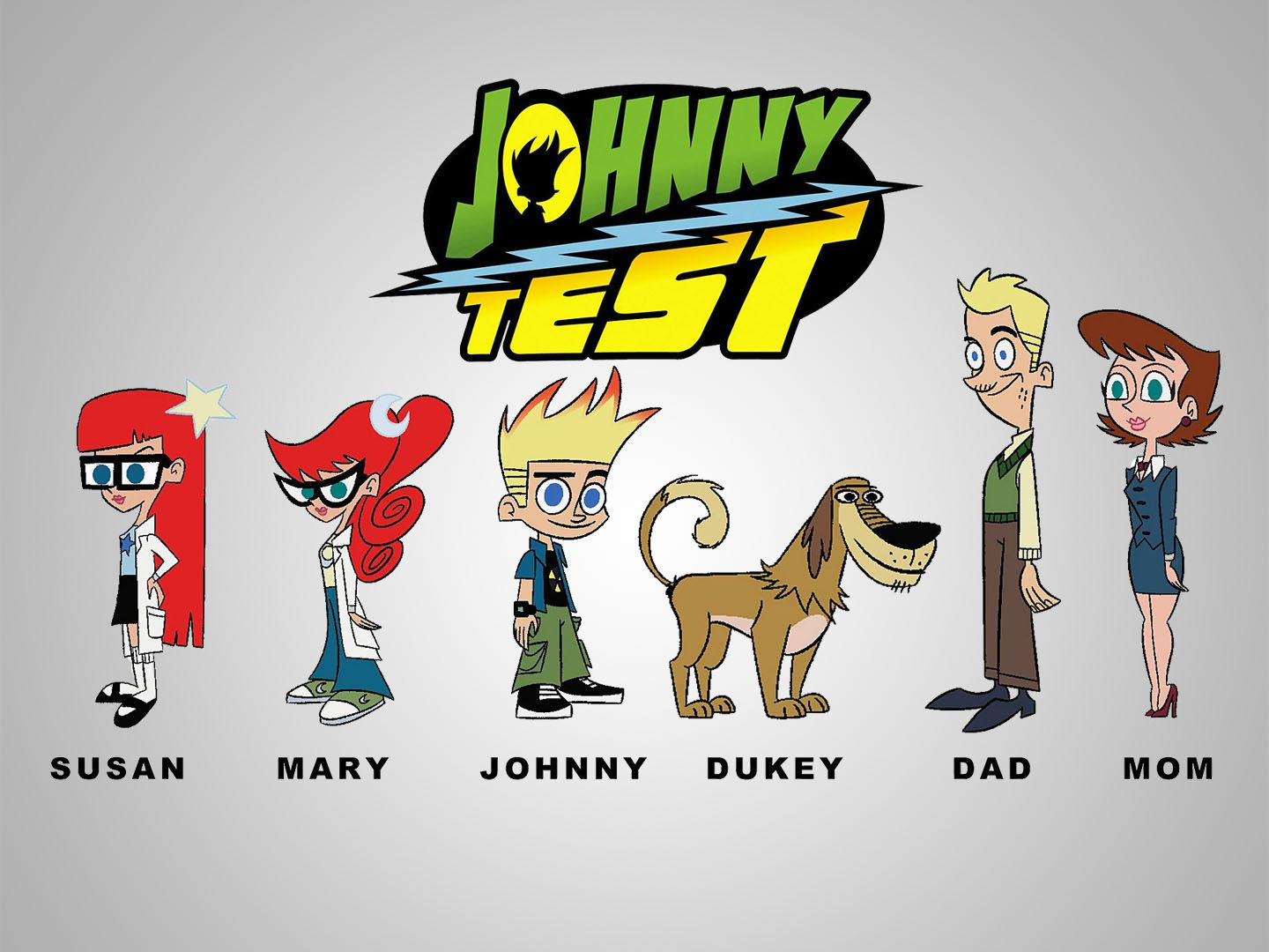 Videos tag johnny test photo 1